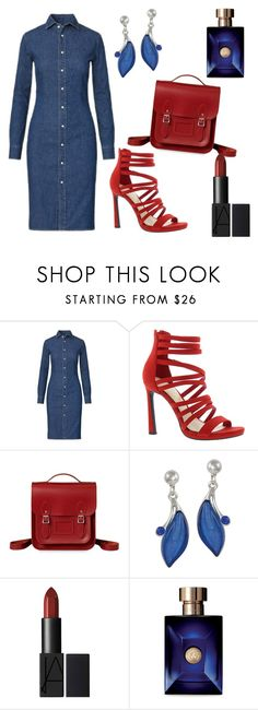 """""""👑❤️❤️"""" by olgakurganova ❤ liked on Polyvore featuring Polo Ralph Lauren, Jessica Simpson and Versace"""