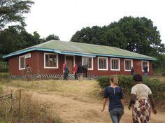 First Hall in Tanznia