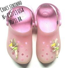 Crocs infantil Sininho  N°C12/13 (USA) ou 30/31 (Brasil)- Ótimo estado  APENAS R$ 28 reais   🆙Atendimento c ⏰marcada 📞 Whatsapp  31 8729-0249 💳 Aceitamos débito e cred  #crocs #kids #children #shoes  #gif #sininho #uohbrecho #brecho #moda #instagood #pretty #blessed #girl  #love  #cool #good #cute #follow #fashion #fun #igers  #ootd #blogger #inlove #model #blog #belohorizonte #brasil