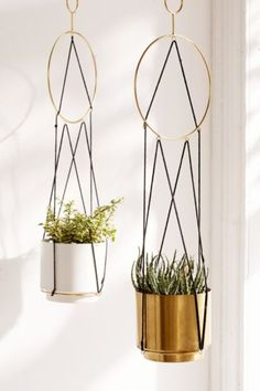 Shop the Triangle String Hanging Planter and more Urban Outfitters at Urban Outfitters. Read customer reviews, discover product details and more.