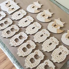 Creative Route carries handmade laser cut home decor made in America. Decor includes light switch plates, wood art, and other wooden treasures like word signs.
