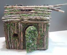 SALE Outdoor Fairy house Gnome home Kit Fairy Garden Lights $27.00