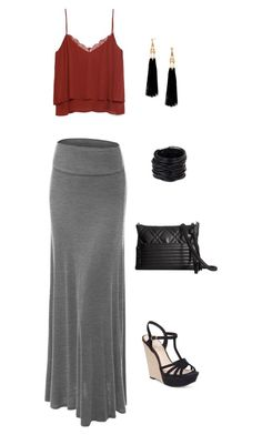 """""""Untitled #872"""" by netteskytte on Polyvore featuring Zara, Jessica Simpson, Steve Madden, Forever 21 and Saachi"""