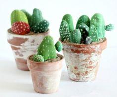Tutoriel Gratuit: les Galets Cactus