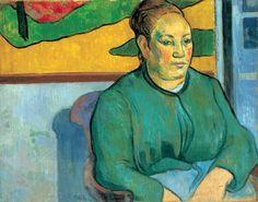 Madame Roulin, Paul Gauguin