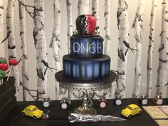 Our Once Upon A Time season 6 premiere party was a huge success!!!