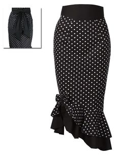 Dot Polka Rock - Rockabilly Clothing -