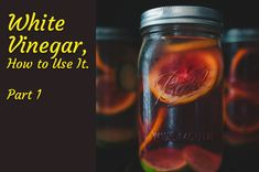 White vinegar is the must have of any household starting a greener, eco-conscious and zero waste lifestyle. From cleaning supply to laundry softener...