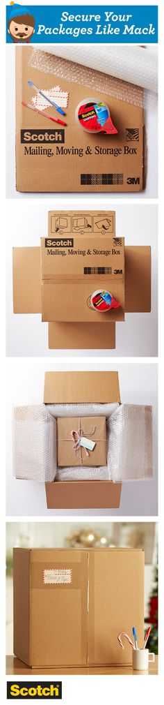 Shipping a gift securely is no small feat, use these tips to help get your wrapped gifts out-the-door and arriving safely.