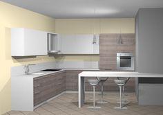 Sostituzione ante e top | Cibi - Cucine, bagni, armadi e arredi su misura