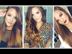 How I Lightened / Highlighted My Hair @ Home - YouTube