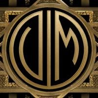 Create a custom monogram with The Great Gatsby Monogram Maker app.