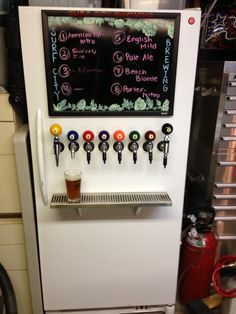 Upright Keezer, 8 taps, 11 kegs - Home Brew Forums