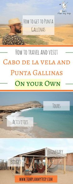 Punta Gallinas and Cabo de la Vela, la Guajira Colombia - Where to sleep in Punta Gallinas and Cabo de la Vela. What tour do you need to book? How much does it cost to get to La Guajira? Things to do around Cabo de La Vela and Punta Gallias? What do you n