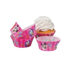 Minnie Mouse Baking Cups - OrientalTrading.com