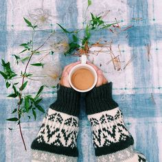warm cup of coffee is always the best for the cold weather