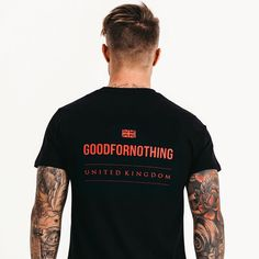 """1,152 curtidas, 3 comentários - GOOD FOR NOTHING (@gfnclothing) no Instagram: """"Infrared T-shirt was £30 now £20. New styles just added to sale #goodfornothing"""""""