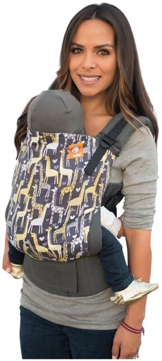 Tula Ergonomic Baby Carrier Birth to 4 Years (Incognito): Amazon.co.uk: Baby
