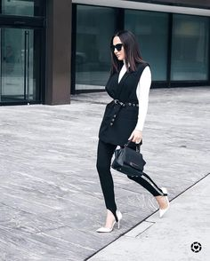 Stirrup pants: Το παντελόνι που αυτή τη στιγμή φορούν οι κομψές εκπρόσωποι της μόδας | BOVARY