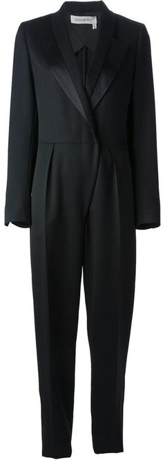 Saint Laurent blazer style jumpsuit