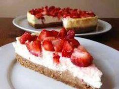 la Tarte aux fraises et speculoos une tarte à préparer avec des fraises gariguettes, des spéculoos et du mascarpone