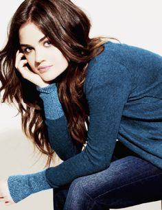 """Lucy Hale (Born: Lucy Kate Hale - June 14, 1989 - Memphis, TN, USA) as Aria Montgomery on """"Pretty Little Liars"""""""