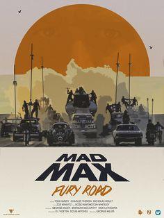 Mad Max Fury Road : artwork