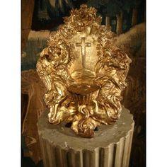 Bénitier En Bronze Epoque Louis XV Au C Cour[...]
