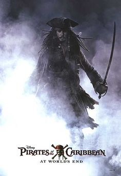 Pirates Of The Carribean  At World's End  Johnny Depp