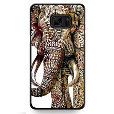 Real Elephant Aztec TATUM-9176 Samsung Phonecase Cover For Samsung Galaxy Note 7
