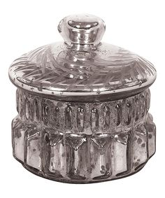 Look what I found on #zulily! Antique-Inspired Fern Container by Creative Co-Op #zulilyfinds