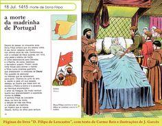 (PG) Filipa de Lancastre, Garcês 2 e 3