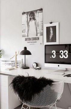 Дизайн кабинета 2018-2019: интерьер домашнего офиса, оформление рабочей зоны дома - фото | GlamAdvice