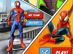 The latest ceaseless runner game Spider-man unlimited is an android and iOS based game developed by the world's best Gameloft. The game is related to the movies and so almost similar to it. The villains and the spider-man from different universes are coming together from various directions so as eventually meet.