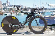 Falco V time trial/triathlon bike