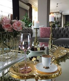 Story London, Arabian Decor, Turkish Coffee, Coffee Time, Party Themes, Home Goods, Interior Decorating, Table Settings, House Design