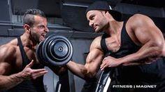 6 Dinge, die den perfekten Trainingspartner ausmachen  - Muskelaufbau