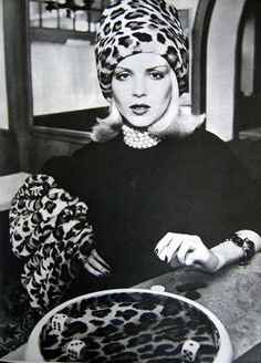 For those who like the style of Marlene - Elle 1972