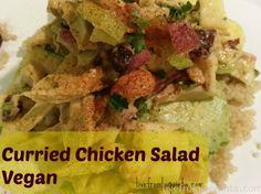 No Fooling! #SpringintoYoga Begins! Plus a Vegan Chicken Salad Recipe! And a Giveaway!