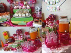 Abby, Elmo & Zoey Theme Birthday Party #noveldesigns #custompartydecorations #lasvegas