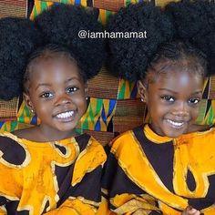 16 Ideas Black Children Hairstyles Afro For 2019 Cute Black Babies, Beautiful Black Babies, Brown Babies, Beautiful Children, Cute Babies, Black Twins, Mixed Babies, Black Girls, Black Women
