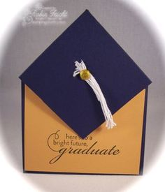 What should my daughter write on her graduation card to her old teachers?
