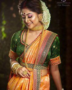 Red Saree Wedding, Bengali Wedding, Bengali Bride, Bengali Bridal Makeup, Bridal Makeup Looks, Lakshmi Images, Durga Puja, Portrait Photography Poses, Beautiful Blonde Girl