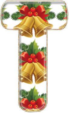 Christmas Alphabet, Christmas Ornament Crafts, Christmas Bells, Diy Christmas Gifts, Christmas Time, Xmas, Holiday Decor, Diy Y Manualidades, Minnie Png