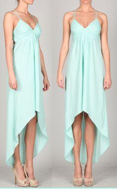 Fresh Mint Dress