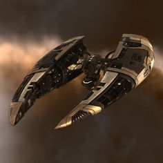 The Executioner is another newly commissioned ship of the Amarr Imperial Navy. The Executioner was designed specially to counter the small, fast raider frigates of the Minmatar Republic; thus it is different from most Amarr ships in favoring speed over defenses. With the Executioner, the Amarrians have expanded their tactical capabilities on the battlefield. The Executioner is the Amarr fast frigate. Spaceship Interior, Spaceship Art, Spaceship Design, Spaceship Concept, Concept Ships, The Stars My Destination, Mundo Dos Games, Sci Fi Spaceships, Sci Fi Ships