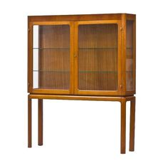 1940s Display Cabinet by Carl Axel Acking 1