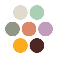 Sobriety Color Palette