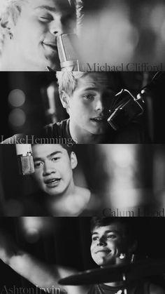 Wherever You Are - 5 Seconds Of Summer <3 Michael || Luke || Calum || Ashton <3 5SOS