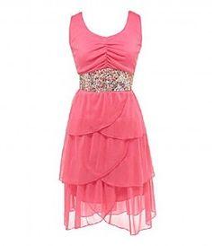 dillards dresses size 7-16